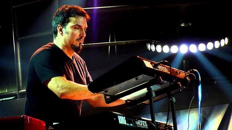 Derek Sherinian Keyboard solo by Derek Sherinian live 2012 YouTube