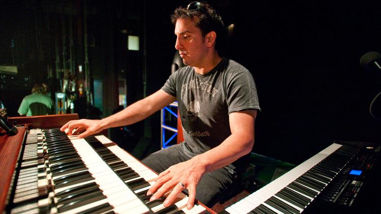 Derek Sherinian Derek Sherinian Music fanart fanarttv