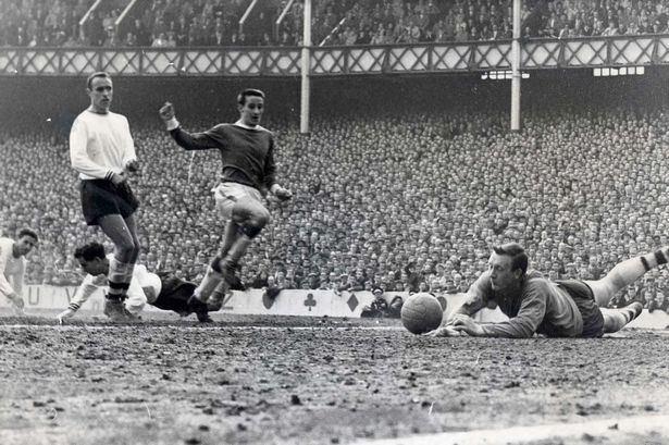 Derek Temple Why Everton FC hero Derek Temple never enjoyed the Merseyside derby