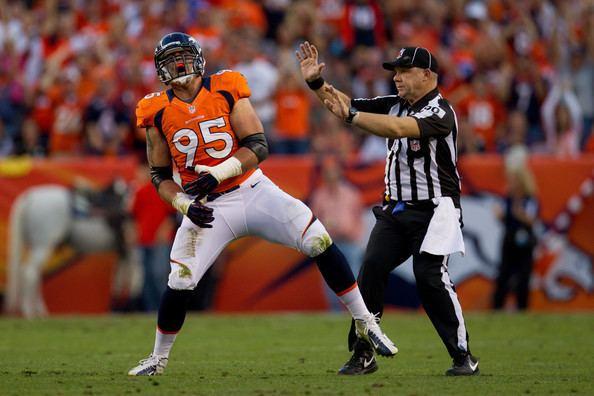 Derek Wolfe Derek Wolfe Photos Pittsburgh Steelers v Denver Broncos