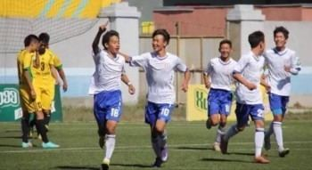 Deren FC Deren FC from Mongolia will take part in Gothia Cup China 2016