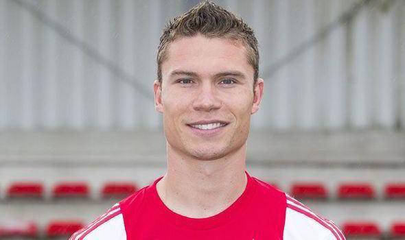 Derk Boerrigter Celtic to sign 3m Ajax forward Derk Boerrigter Football