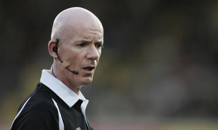 Dermot Gallagher Dermot Gallagher on how referees can punish foul and