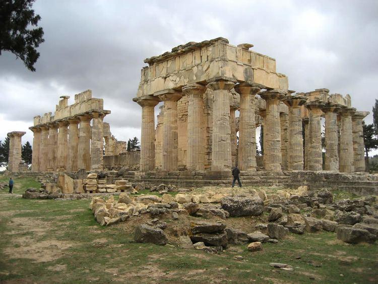 Derna, Libya in the past, History of Derna, Libya