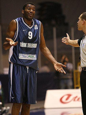 Derrick Alston Derrick Alston Saporta Cup 2002 FIBA Europe