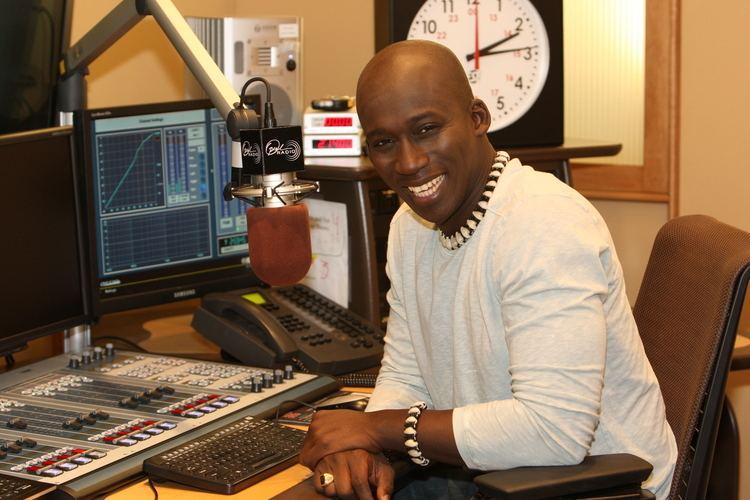 Derrick Ashong Derrick Ashong hosts a new show on Oprah Radio Harvard