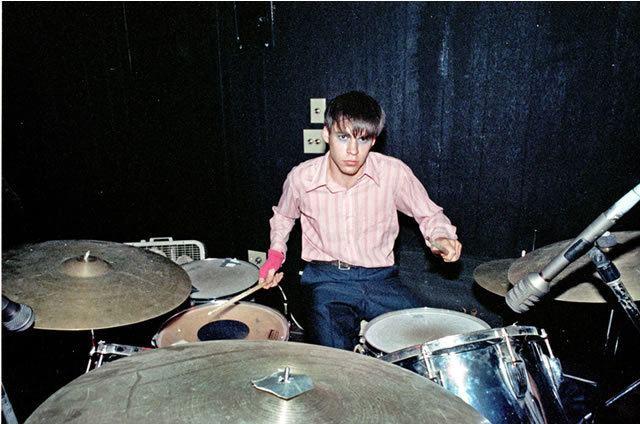 Derrick Bostrom Drummerszone artists Derrick Bostrom