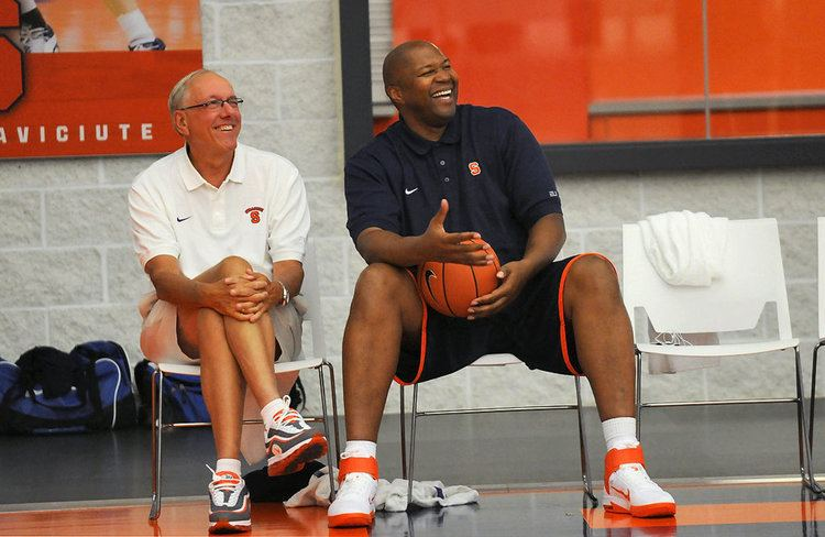 Derrick Coleman Syracuse basketball great Derrick Coleman earns his degree to keep a