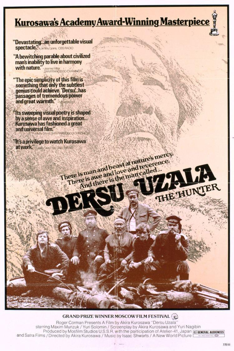 Dersu Uzala (1975 film) wwwgstaticcomtvthumbmovieposters7870p7870p