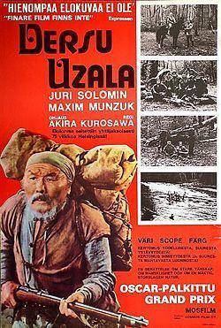 Dersu Uzala (1975 film) Dersu Uzala vuoden 1975 elokuva Wikipedia