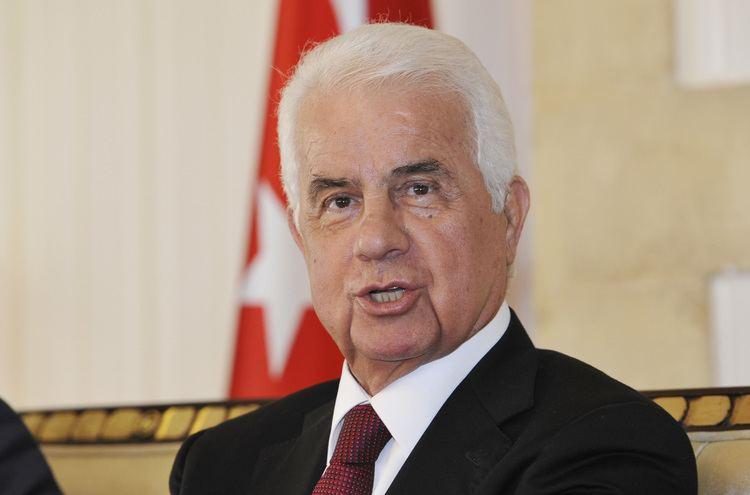 Derviş Eroğlu wwwadabasinicomresimler2erogluyarimkalmisb