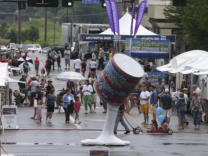 Des Moines, Iowa Festival of Des Moines, Iowa