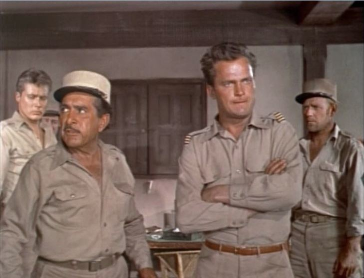 Desert Sands ClassicForever Desert Sands 1955 and um a bunch of other movies