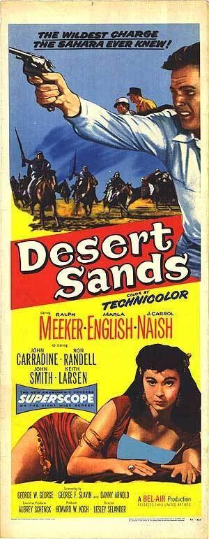 Desert Sands Desert Sands 1955