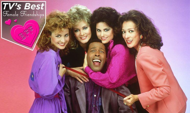 Designing Women Designing Women39 at 30 A Tribute to the Four 39ManLoving Feminists