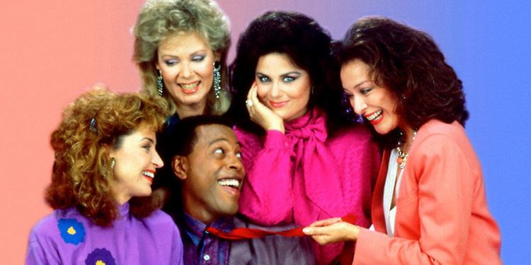Designing Women Cast of quotDesigning Womenquot quotDesigning Womenquot Then and Now
