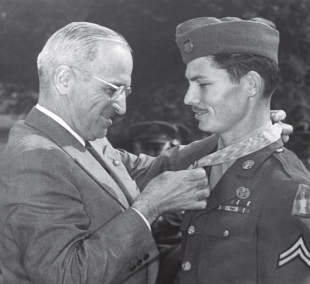 Desmond Doss Medal of Honor Desmond Doss Saves 75 Soldiers on Okinawa