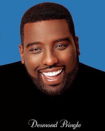 Desmond Pringle Gospel39s Desmond Pringle releases new music of hope and