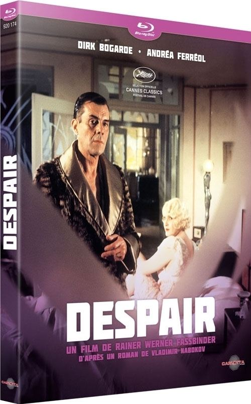 Despair (film) Despair Bluray France