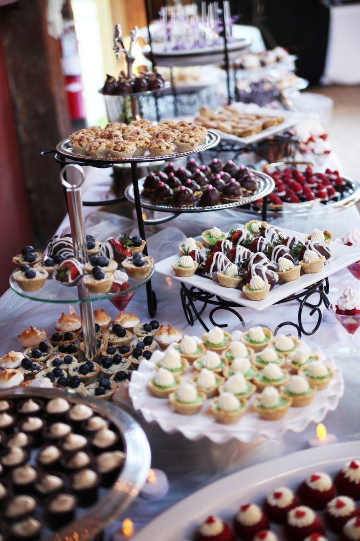 Dessert bar httpssmediacacheak0pinimgcom736x447650