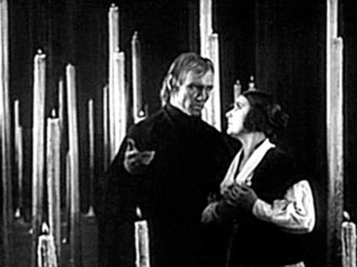 Destiny (1921 film) Der Mude Tod Destiny 1921 Jack L film reviews