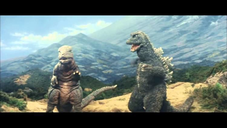 Destroy All Monsters Destroy All Monsters 1968 Japanese Theatrical Trailer HD YouTube