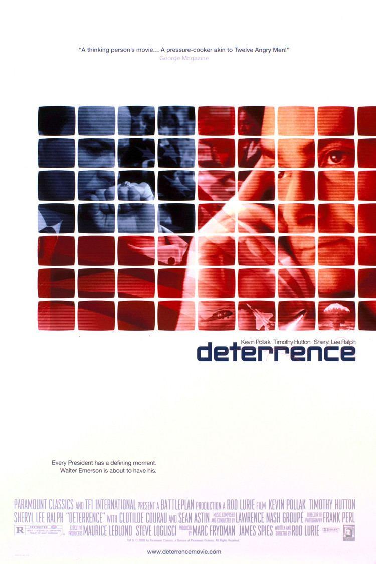 Deterrence (film) wwwgstaticcomtvthumbmovieposters23253p23253