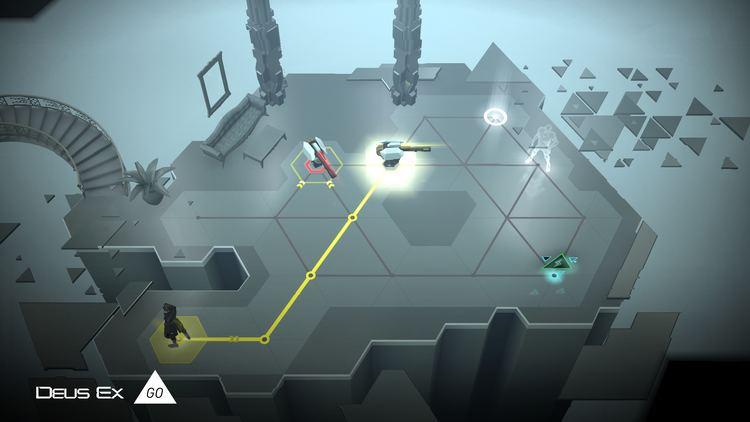 Deus Ex Go Deus Ex GO Puzzle Solutions Guide Gold States 3138