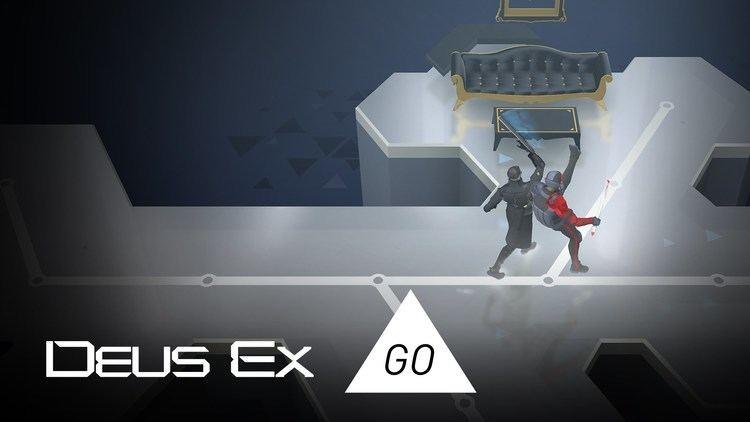Deus Ex Go Deus Ex GO Reveal Trailer YouTube