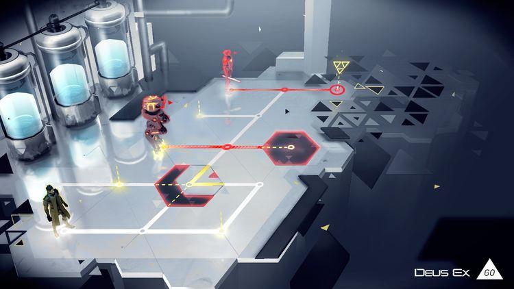 Deus Ex Go Deus Ex GO GameSpot