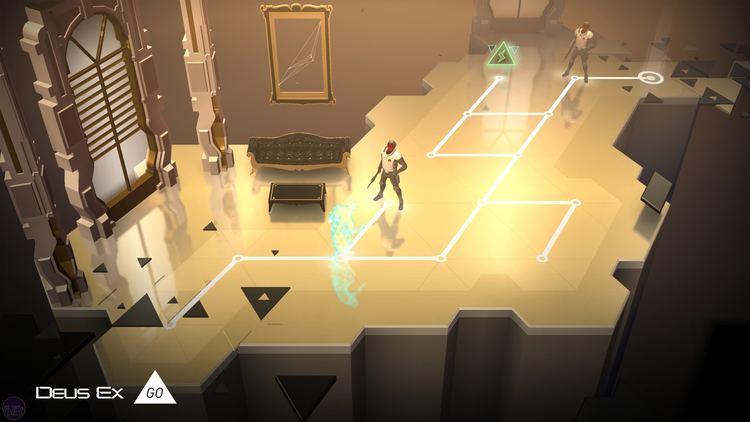 Deus Ex Go Deus Ex GO Puzzle Solutions Guide Gold States 714