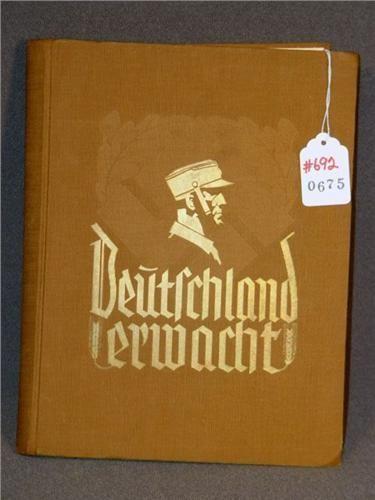 Deutschland erwacht - Ein Dokument von der Wiedergeburt Deutschlands medialiveauctiongroupneti388752104441jpgv