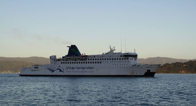DEV Arahura Arahura ferry Wikiwand