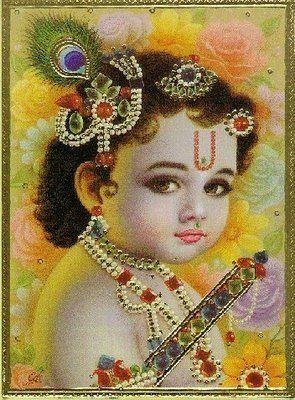 Devaki Krsnaya Vasudevaya Devaki Nandanaya CaKrishna Bhagavad Purana