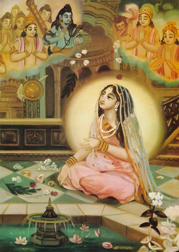 Devaki KB 12 Prayers by the Demigods for Lord Krsna in the Womb KRSNA