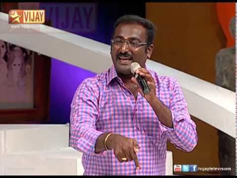 Devakottai Ramanathan Neeya Naana Standup Comedy by Ramanathan