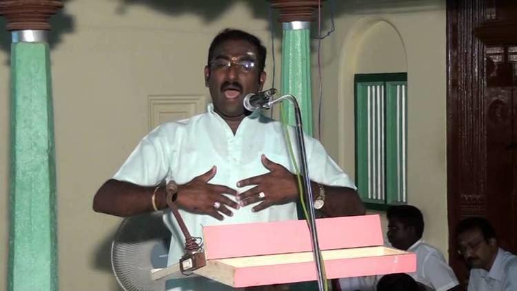 Devakottai Ramanathan Devakottai Ramanathan Excellent Speech about Kambarasam2015Part 3