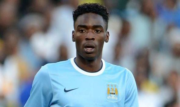 Devante Cole Man City youth Devante Cole 39racially abused and spat at