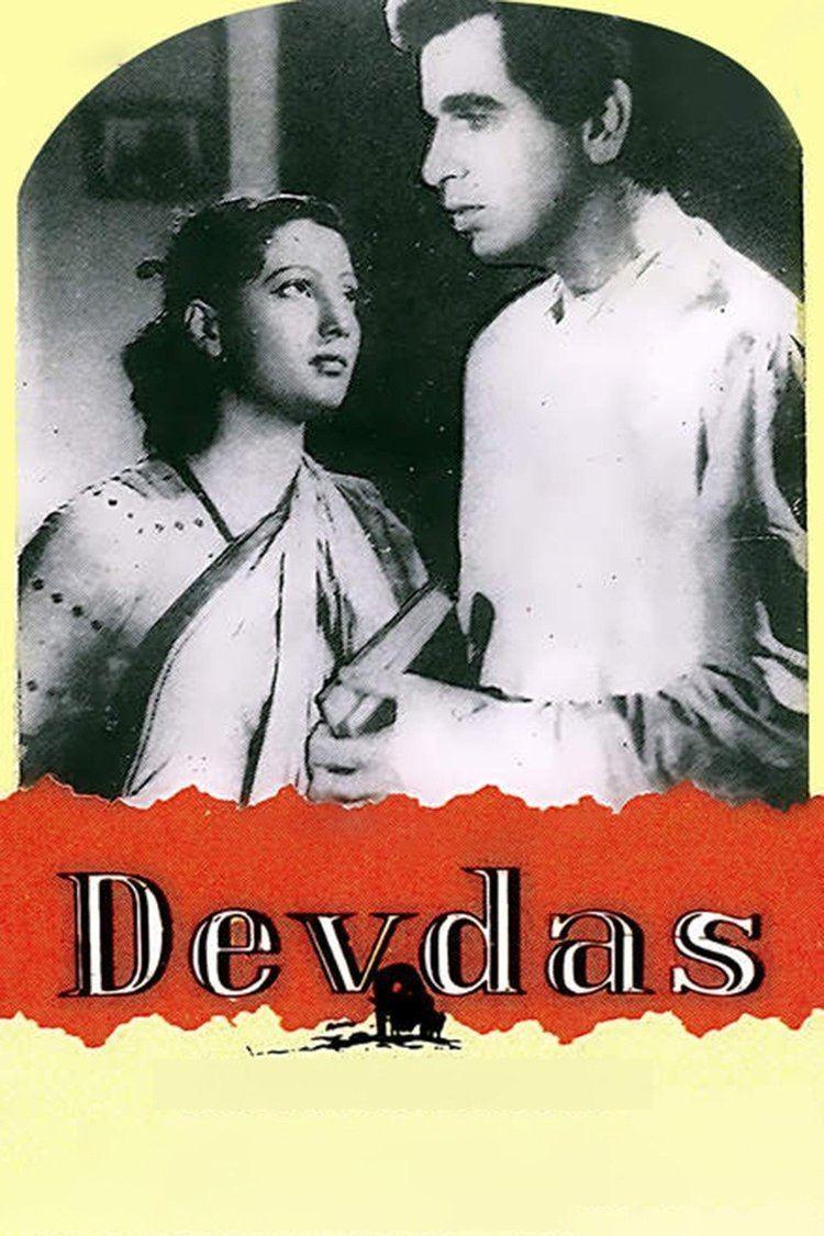 Devdas (1955 film) wwwgstaticcomtvthumbmovieposters99063p99063