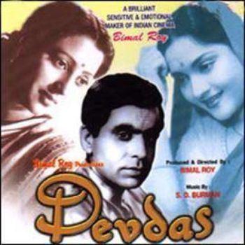 Devdas (1955 film) Devdas 1955 SD Burman Listen to Devdas songsmusic online