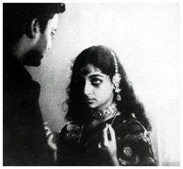 Devi (1960 film) Jabberwock Goddess prisoner on Satyajit Rays Devi