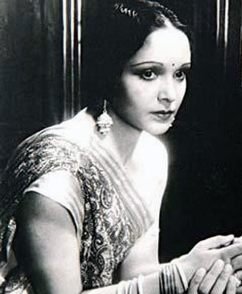 Devika Rani PIX Bollywood39s MOST IMAGINATIVE makeup over the years