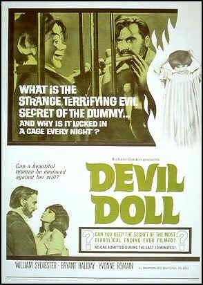 Devil Doll (film) Devil Doll Film TV Tropes