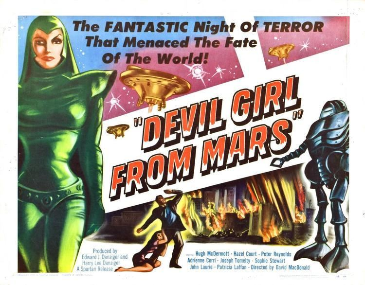 Devil Girl from Mars Devil Girl From Mars HG Distribution