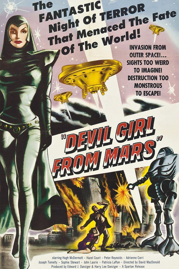 Devil Girl from Mars wwwgstaticcomtvthumbmovieposters48427p48427