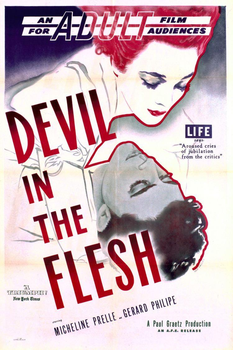 Devil in the Flesh (1947 film) wwwgstaticcomtvthumbmovieposters31747p31747