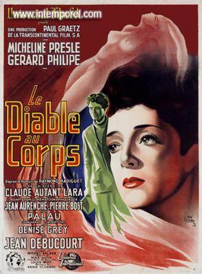 Devil in the Flesh (1947 film) Devil in the Flesh Le diable au corps France Micheline Presle