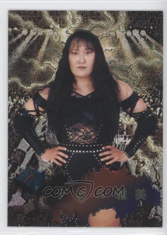 Devil Masami Devil Masami Wrestling Cards COMC Card Marketplace
