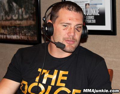 Devin Cole With no fights booked Devin Cole wants Josh Barnett in