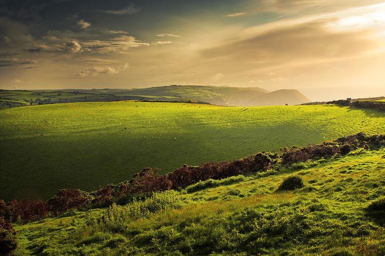 Devon Beautiful Landscapes of Devon